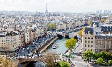 Hoteluri în Paris