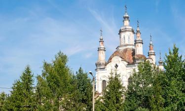 Vacation Rentals in Shadrinsk