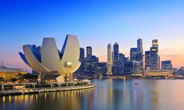 Hôtels à Singapour