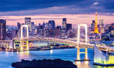 Self-Catering Accommodations in Tokyo