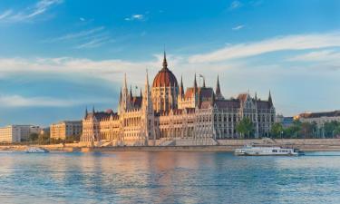 Hostels in Boedapest