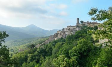 Budget hotels in Castelnuovo di Val di Cecina