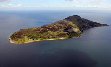 Hotels with Parking in Lamlash