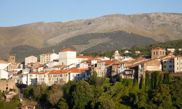 Family Hotels in Puerto de Béjar