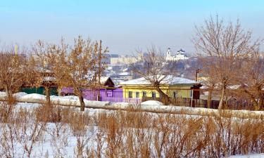 Отели в Каменск-Уральском