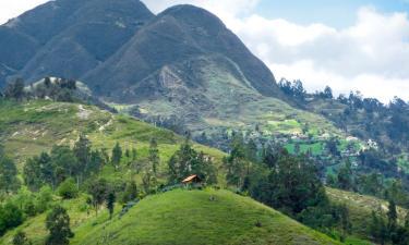 Ferienunterkünfte in Vilcabamba