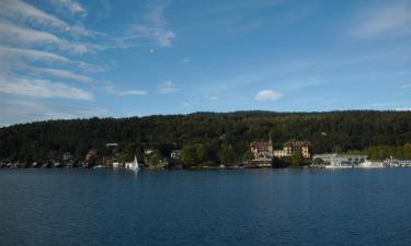 Ferienwohnungen in Schiefling am See