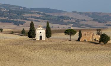 Farm stays in Monticchiello