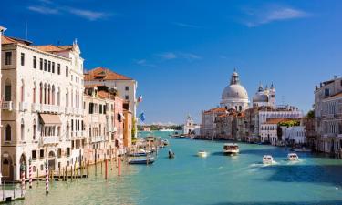 Hotell i Venedig