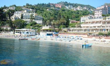 Familjehotell i Nizza di Sicilia