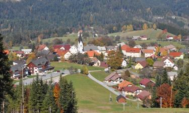Apartments in Ribnica na Pohorju