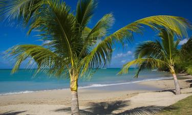 Hotels with Pools in Anse La Raye