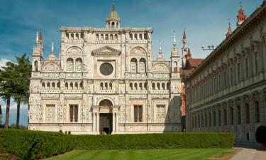 Hotell i Pavia