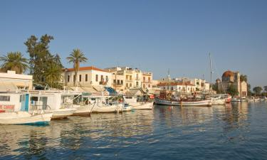 Apartamente în Aegina Town