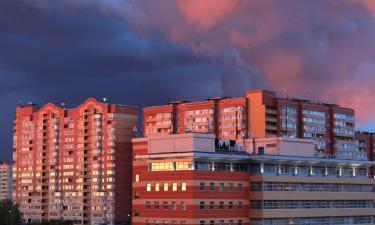 Hostels in Krasnogorsk