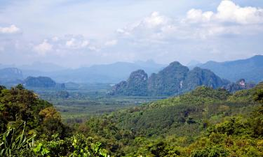 Resorts in Khao Sok National Park