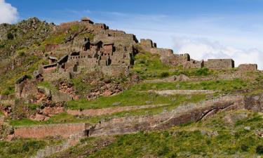 Hostales y pensiones en Cajamarca