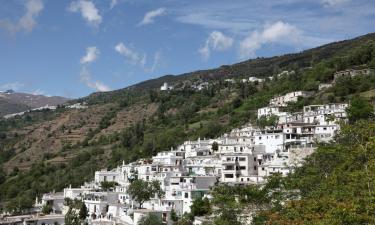 Hoteles en Capileira