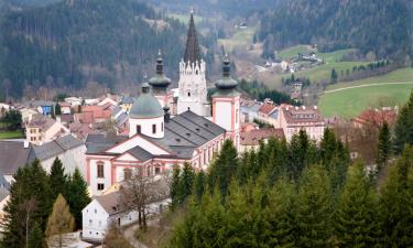 Hotels in Mariazell