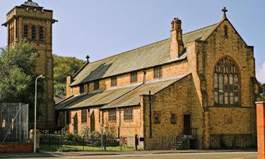 Hotels in Blackburn