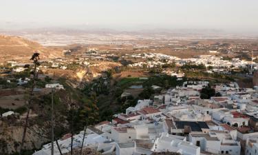 Hôtels à Níjar