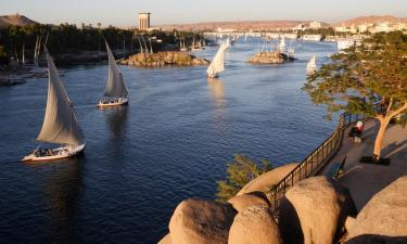 Guest Houses in Aswan