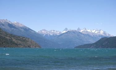 Lodges in Lago Puelo