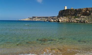 Hôtels à San Pawl il-Baħar