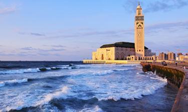 Hôtels à Casablanca
