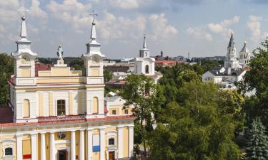 Apartments in Zhytomyr