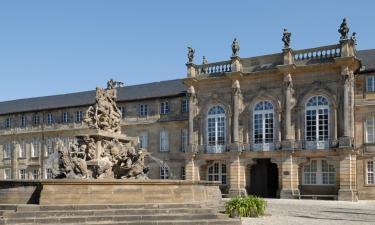 Ferienwohnungen in Bayreuth