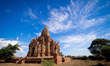 Hotels with Parking in Bagan