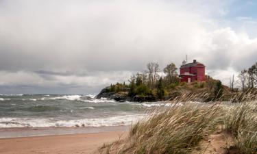 Budget hotels in Marquette
