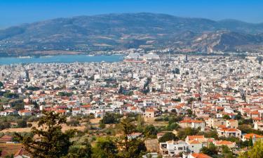 Apartments in Volos