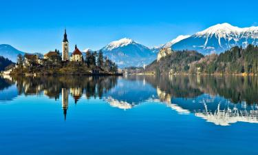 Apartments in Bled