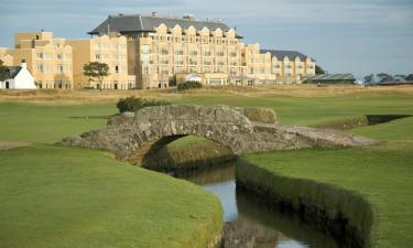 Hotels in St. Andrews
