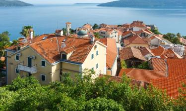 Apartments in Herceg-Novi