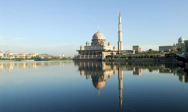 Hotels in Putrajaya