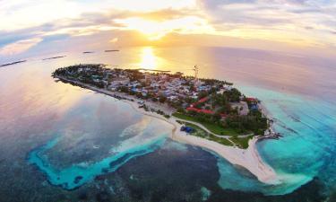 Hotels in Maafushi