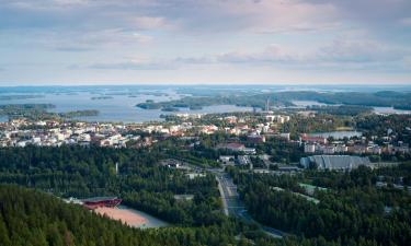 Hotels in Kuopio