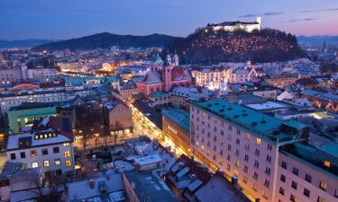 Hotels in Ljubljana