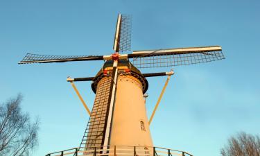 Hotels met Parkeren in Zoetermeer