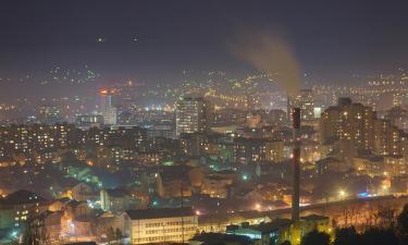 Apartmani u gradu Niš