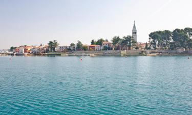 Hotels in Novigrad Istria