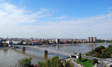 Apartmani u gradu Novi Sad