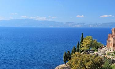 Hotéis em Ohrid