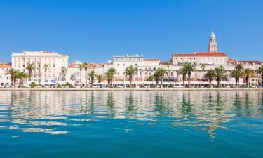Rooms in Split