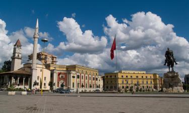 Hotéis em Tirana