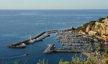 Beach Hotels in Alassio