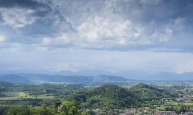 Spa Hotels in Abano Terme